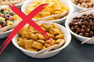 Dry cereals you should avoid