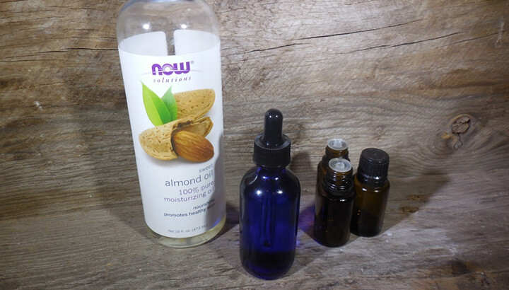 Firming serum with essential oils Feature Photo