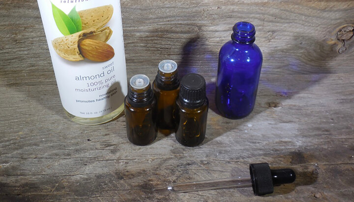 Firming serum with essential oils Photo 2