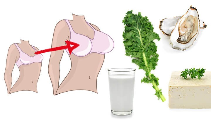 What Can Make Your Breasts Bigger Naturally