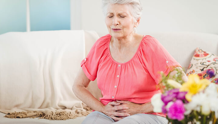 In women, an upset stomach or vomiting may be a symptom of a stroke.