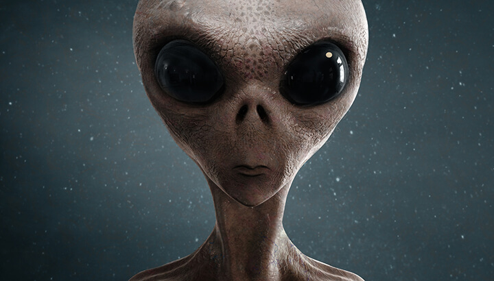 Some experts think that predatory aliens from outer space could wipe out humanity.