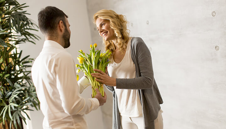 There are many superstitions from around the world, like giving yellow flowers as a sign of infidelity.