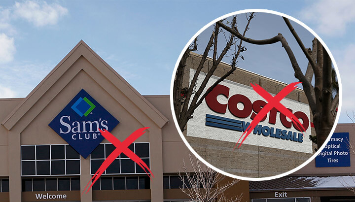 15 Things Never To Buy At Costco And Sam's Club
