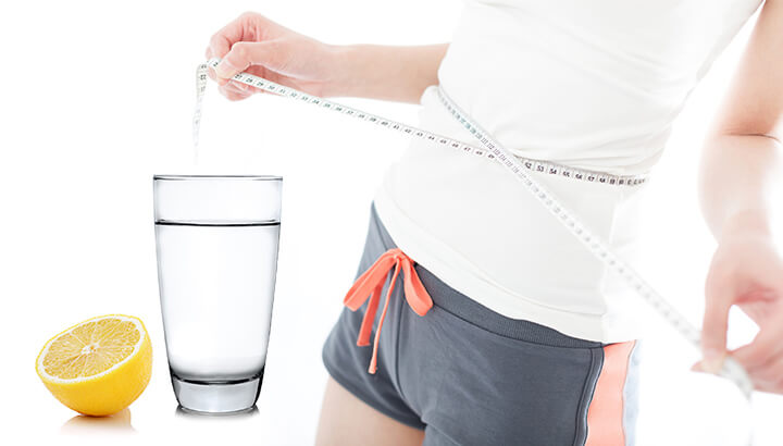 This lemon water drink can help you lose weight
