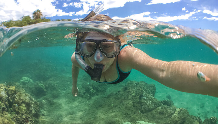 To avoid pee in swimming pools, swim in nature.