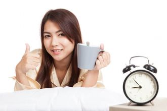 Wake up at this time for better health