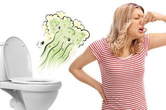 What the smell of your poop is telling you