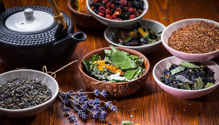 Avoid toxins in bagged tea by drinking loose leaf tea.