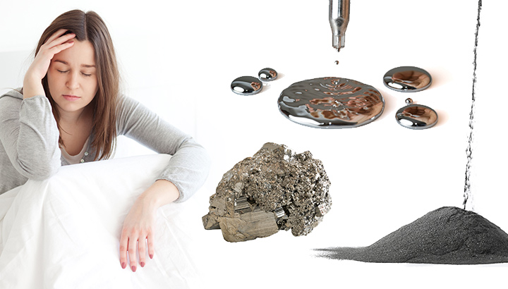 How to detox your body from heavy metals