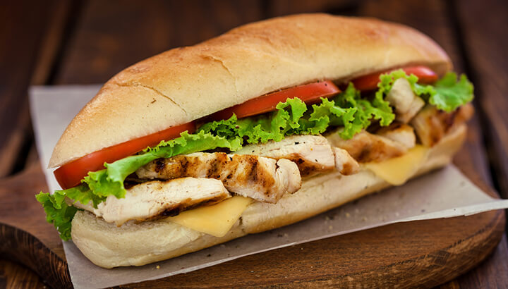Make your own subs at home with sustainably-sourced ingredients.