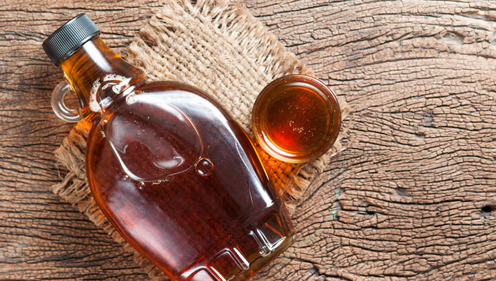 Maple syrup may be healthier than coconut sugar.