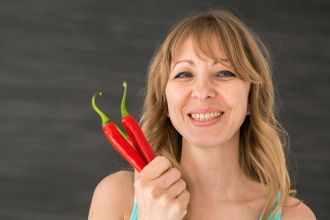 Peppers may help you live longer