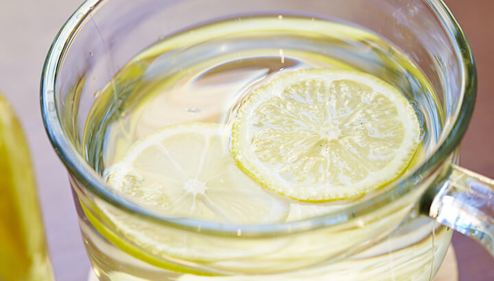 Putting lemons in your water can help improve your mood and energy.