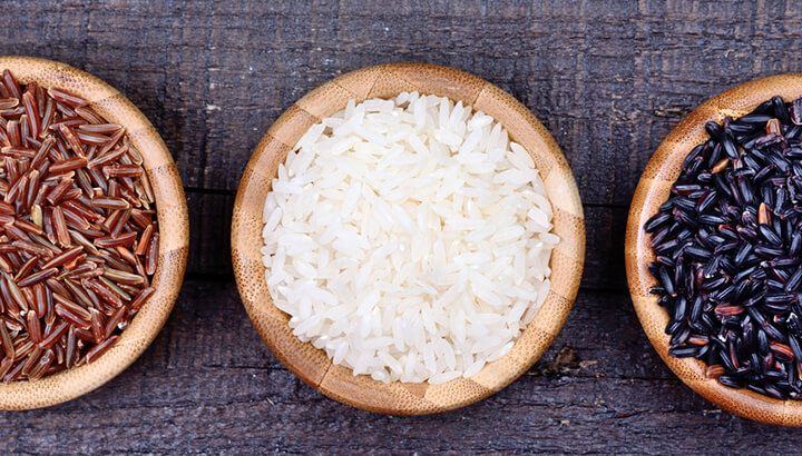 Rice may add to heavy metals in your body, with high levels of arsenic.
