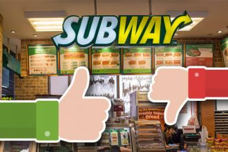 What to eat at Subway