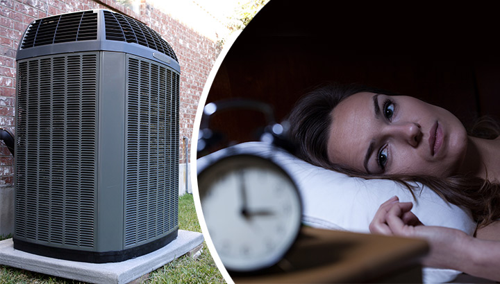 Your AC may be ruining your sleep