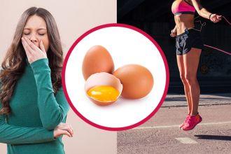 Benefits of raw eggs