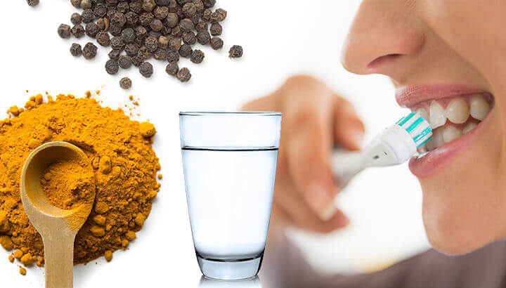 How to use turmeric paste