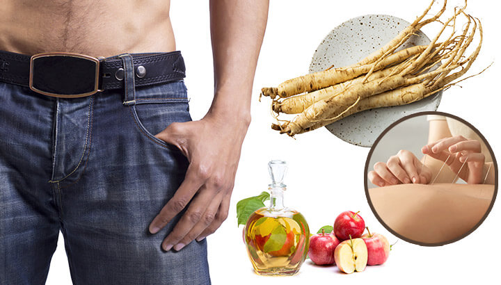 Natural remedies for impotence
