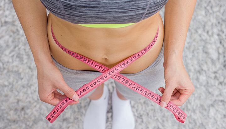 Olive oil can help with weight loss by keeping you fuller for longer.