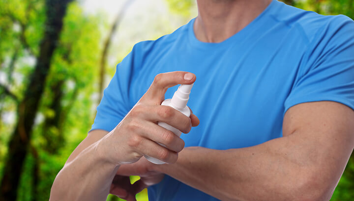 Research has shown that patchouli oil is an effective insect repellant.