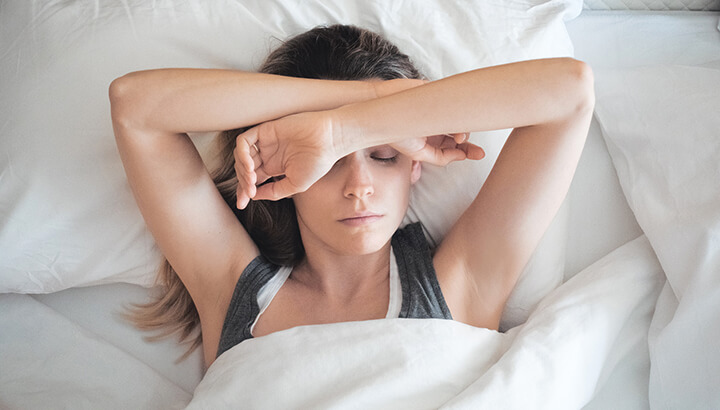 To prevent swine flu or other infections, get plenty of sleep.