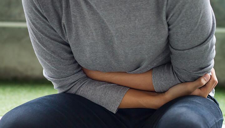 Too much white vinegar may cause stomach irritation.