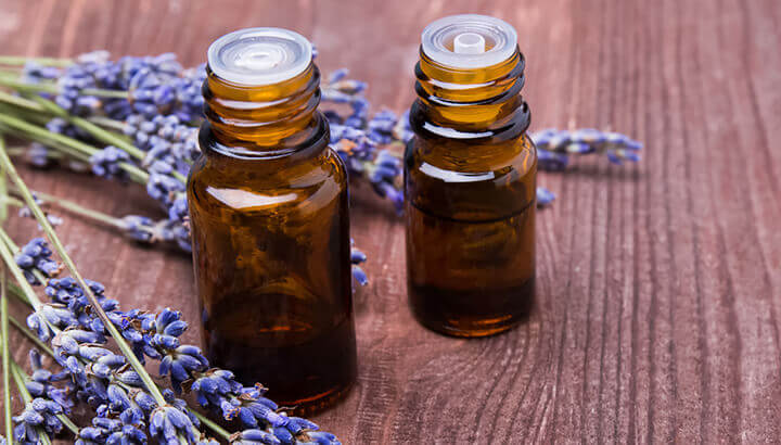 Try lavender oil to treat toenail fungus naturally.