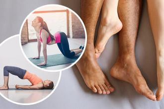 Yoga poses to improve your libido
