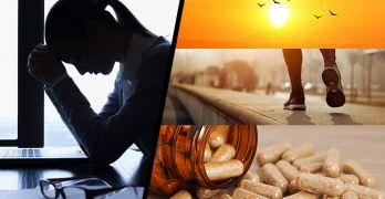 Natural alternatives to antidepressants