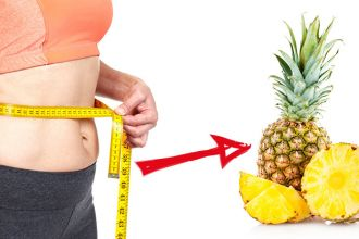 Pineapple benefits for weight loss