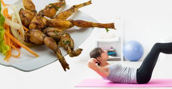 Benefits of frog legs and other paleo meats