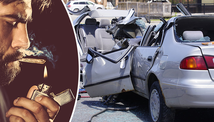 Cannabis and car accidents