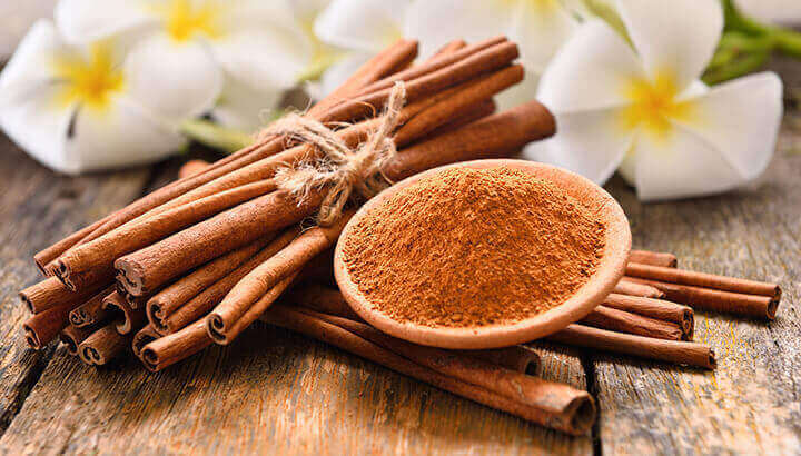 Cinnamon is a powerful anti-inflammatory to help prevent disease.