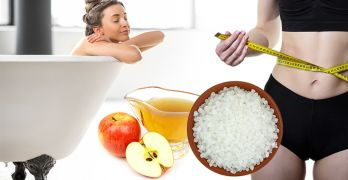 Detox baths for weight loss