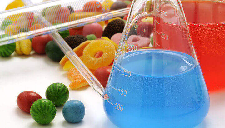 Food dyes may be responsible for green poop.