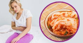 How kimchi saved my aching stomach