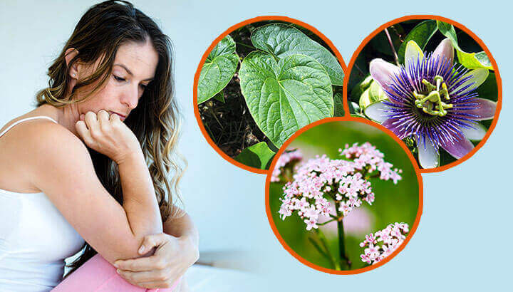 Plant remedies for anxiety