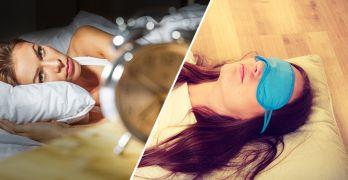 Sleep hacks for insomnia