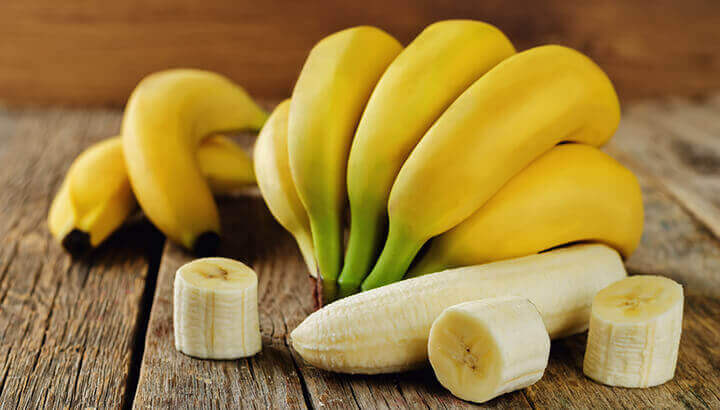 Bananas can heal a stomach ulcer by promoting cellular proliferation in the stomach