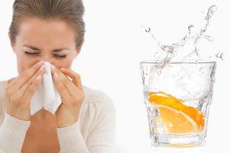 Benefits of orange water