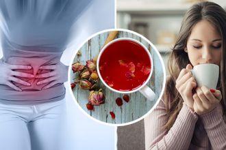Benefits of rose petal tea