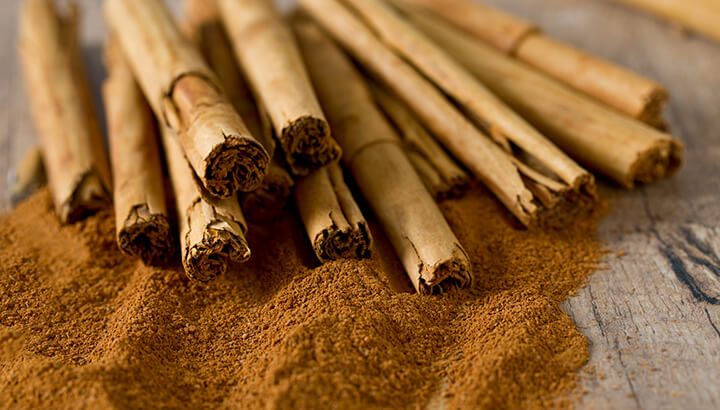 "Ceylon cinnamon is said to be the ""true"" cinnamon over cassia."