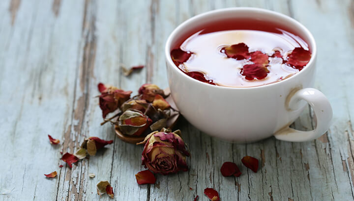 7 Benefits Of Rose Petal Tea