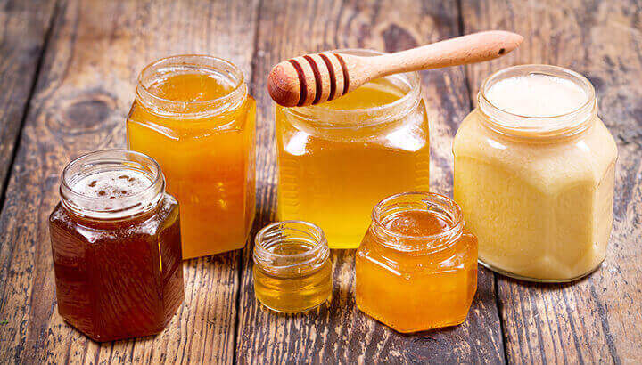 The Bible mentions honey often, which contains a wealth of nutrients.