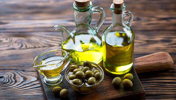 The Bible often talks about olive oil, which is great for stabilizing blood sugar.