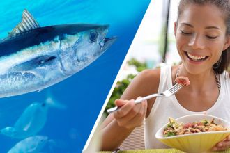 This is what's in your canned tuna