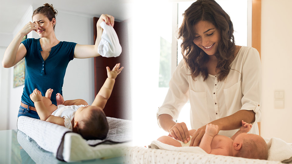 How I Mindfully Change My Baby S Diaper 6 Easy Steps