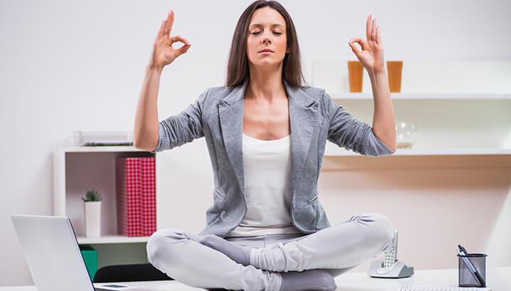 Tener Dificultad Para Concentrarse En El Trabajo? Dar la Meditación de Un Try - La Alternativa a Diario (blog) 3